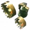 Фрезы (сверла) кольцевые для установки холодной резки в действующем трубопроводе.