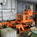 Обрабатывающий центр модели ИР-800ПМФ4 после модернизации,