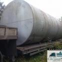 Резервуары стальные объёмом 50м3