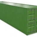 40 футовый контейнер сухогруз