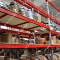 Стеллажи для хранения текстильной продукции