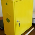 Газовые шкафы,  шкафы для счетчиков газа