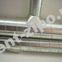 Оцинкованные воздуховоды, фотография 2
