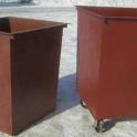 Оборудование для ЖКХ, металлические контейнеры для мусора, урны уличные.