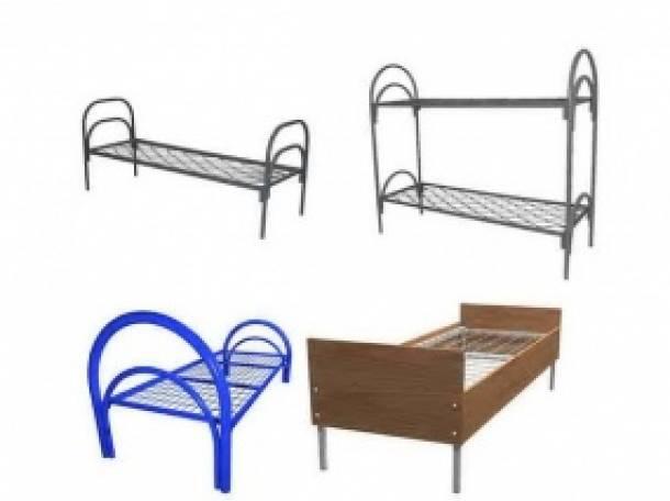 Кровати от производителя, кровати для лагеря, кровати металлические для гостиницы., фотография 3
