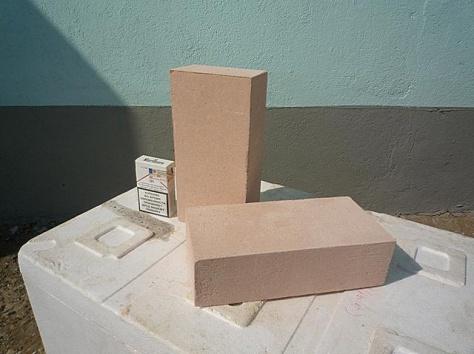 Купить кирпич огнеупорный (легковесный теплоизоляционный) марки ШЛ-0.4 №5, фотография 1